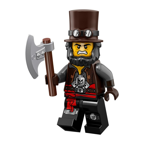 LEGO® Movie 2 Minifigur 71023-13: Apokalypstadt-Abe