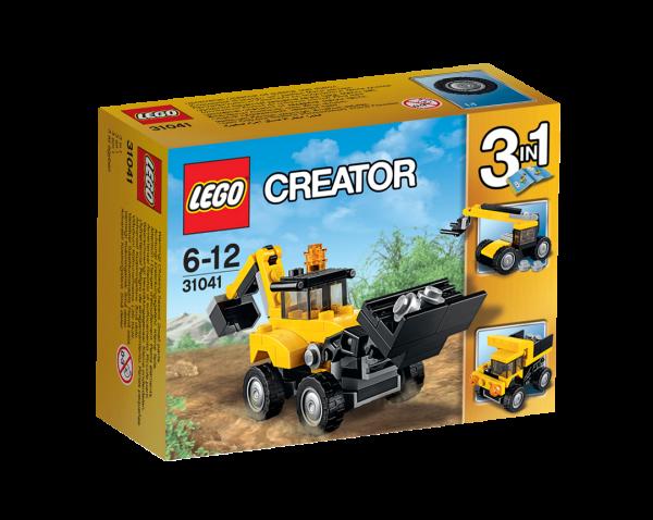 LEGO® Creator 31041 Baufahrzeuge