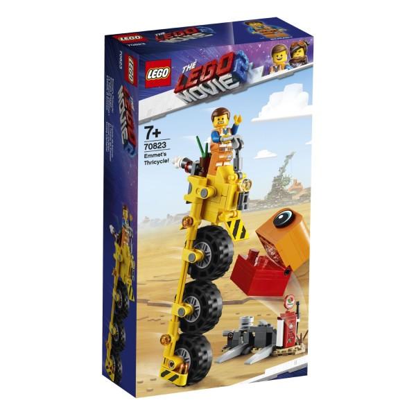LEGO® Movie 2 - 70823 Emmets Dreirad!