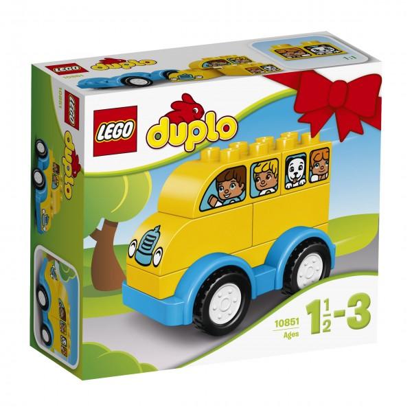 LEGO® DUPLO® 10851 Mein erster Bus