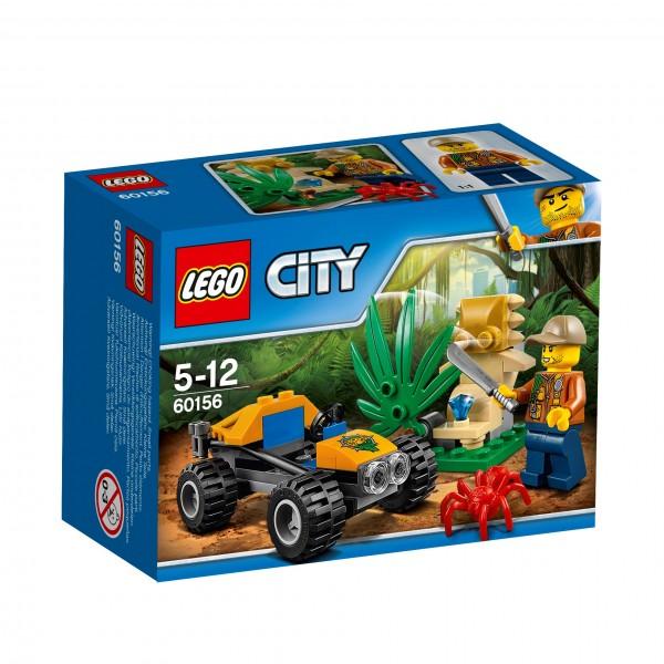 LEGO® CITY 60156 Dschungel-Buggy