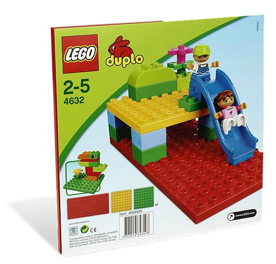 LEGO® DUPLO® 4632 Bauplatten Set