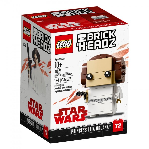 LEGO® BrickHeadz 41628 Prinzessin Leia Organa™