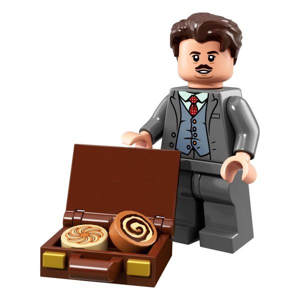 LEGO® Minifigur 71022-19: Jacob Kowalski