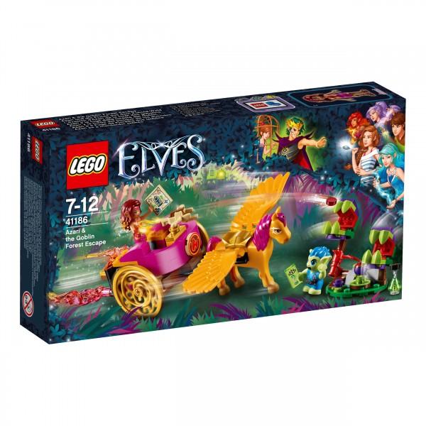 LEGO® Elves 41186 Azari und die Flucht aus dem Kobold-Wald