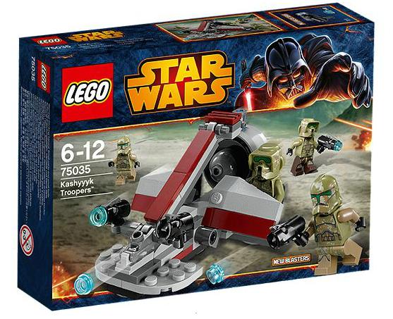 LEGO® Starwars 75035 Kashyyyk Troopers