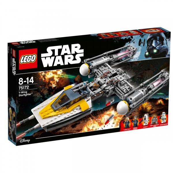 LEGO® Starwars 75172 Y-Wing Starfighter