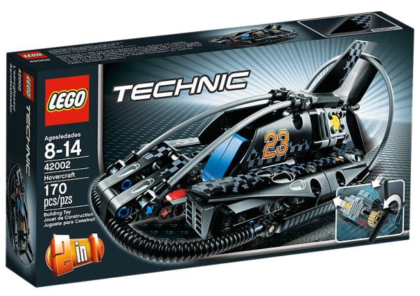 LEGO® Technic 42002 Luftkissenboot