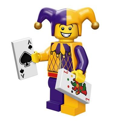 LEGO® Minifiguren Serie 12 - Jester 71007-09