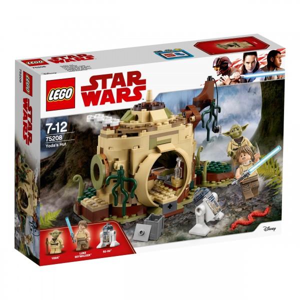 LEGO® Starwars 75208 Yodas Hütte