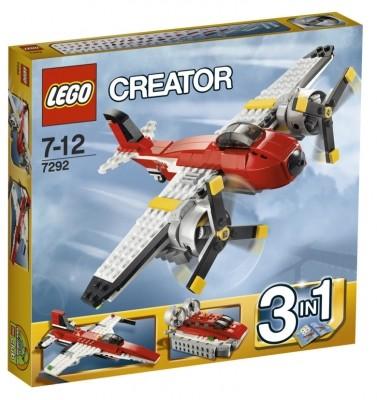 LEGO® Creator 7292 Propellerflugzeug