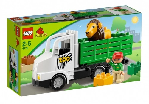 LEGO® DUPLO® 6172 Zootransporter