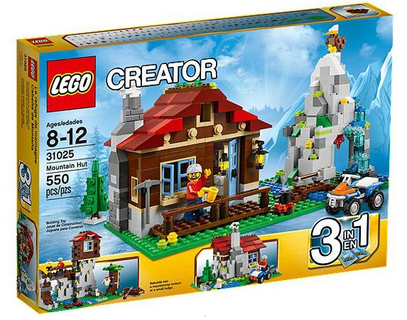 LEGO® Creator 31025 Berghütte