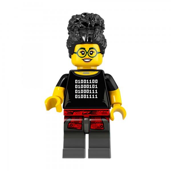 LEGO® Minifigur Serie 19 71025-05: Programmiererin