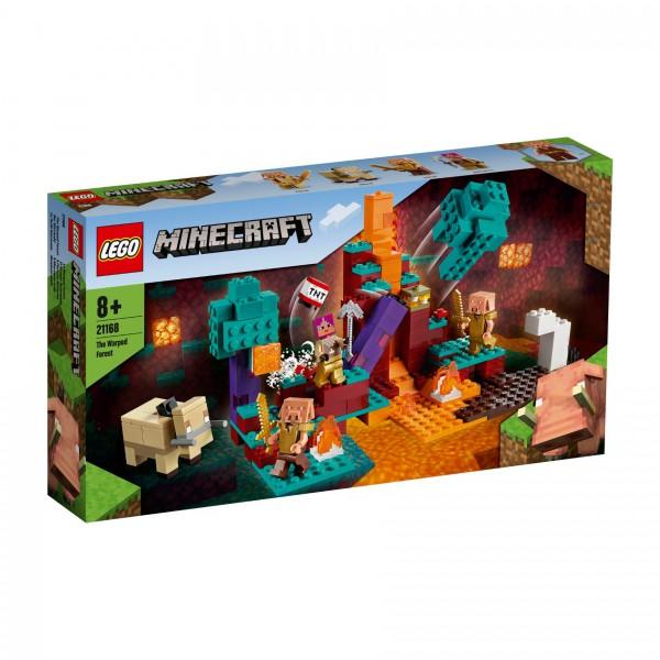 LEGO® Minecraft 21168 Der Wirrwald