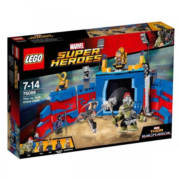 LEGO® Marvel Super Heroes 76088 Thor gegen Hulk - in der Arena