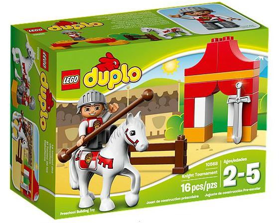 LEGO® DUPLO 10568 Ritterturnier