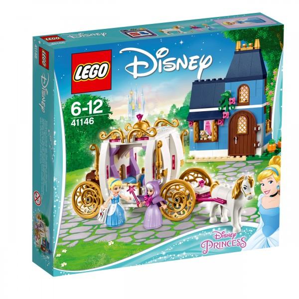LEGO® Disney Princess 41146 Cinderellas zauberhafter Abend