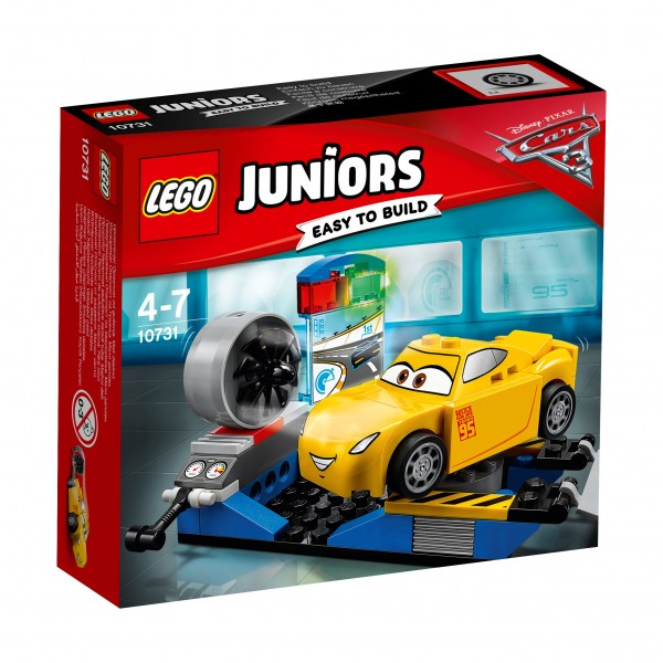 LEGO® Juniors 10731 Cruz Ramirez Rennsimulator