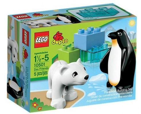 LEGO® DUPLO® 10501 Polartiere