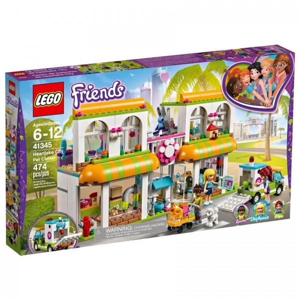 LEGO® Friends 41345 Heartlake City Haustierzentrum