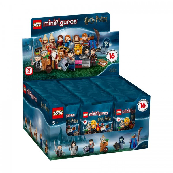 LEGO® Harry Potter™ 71028 Minifiguren Serie 2 Thekendisplay