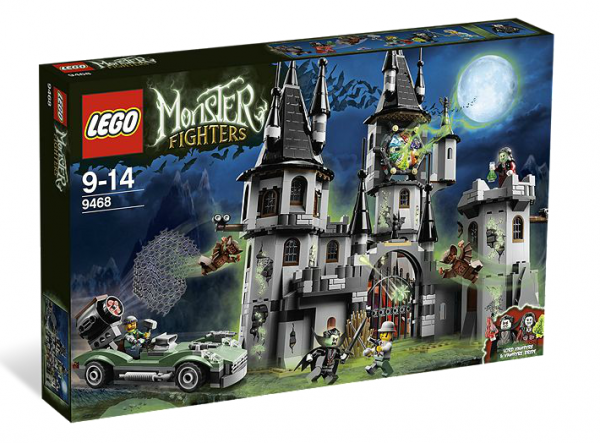 LEGO® Monster Fighters 9468 Vampirschloss