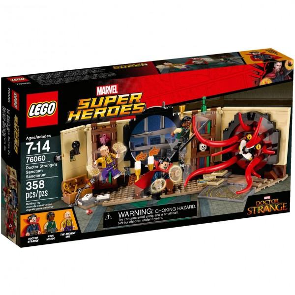 LEGO® Marvel Super Heroes 76060 Doctor Strange und sein Sanctum Sanctorum