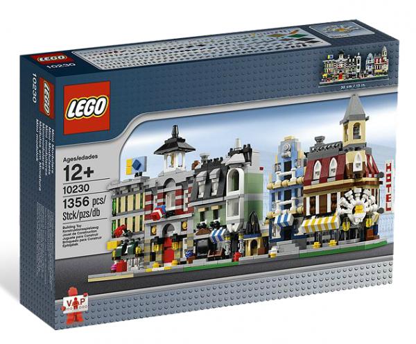 LEGO® 10230 Mini-Modulsets