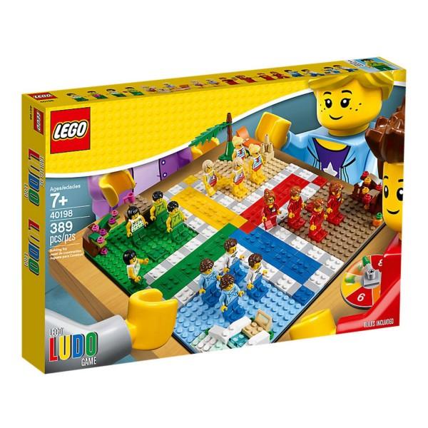 LEGO® 40198 Ludo Spiel