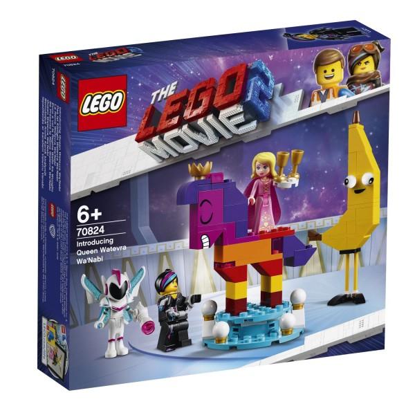 LEGO® Movie 2 - 70824 Das ist Königin Wasimma Si-Willi