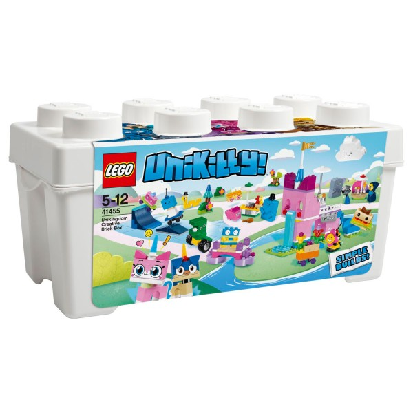 LEGO® Unikitty 41455 Einhorn-Kittys Königreich - Bausteine-Box