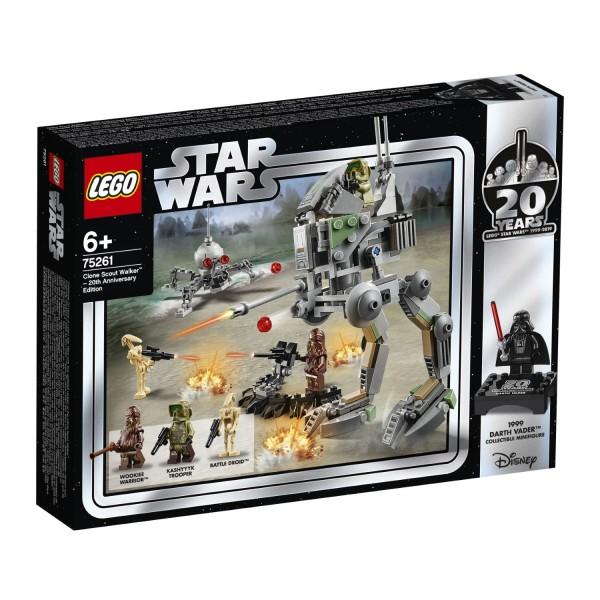 LEGO® Star Wars™ 75261 Clone Scout Walker™ – 20 Jahre LEGO Star Wars