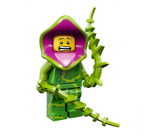 LEGO® Monster Minifigures Serie 14 - Pflanzenungeheuer 71010-05