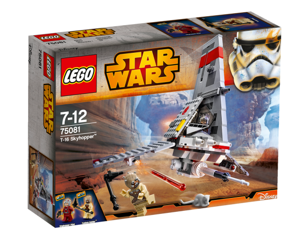 LEGO® Star Wars 75081 T-16 Skyhopper