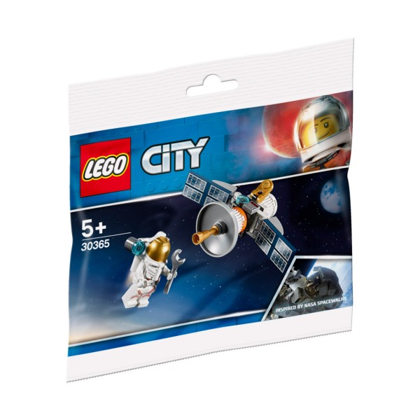 LEGO® CITY 30365 Raumfahrtsatellit