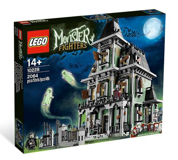LEGO® Monster Fighters 10228 Geisterhaus