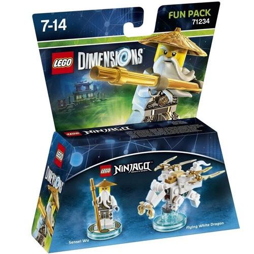 LEGO® Dimensions 71234 Fun Pack Ninjago: Sensei Wu