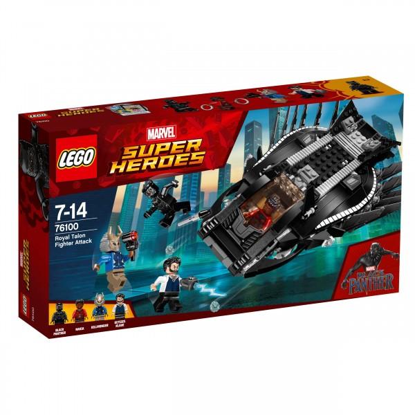 LEGO® Marvel Super Heroes 76100 Royal Talon Attacke