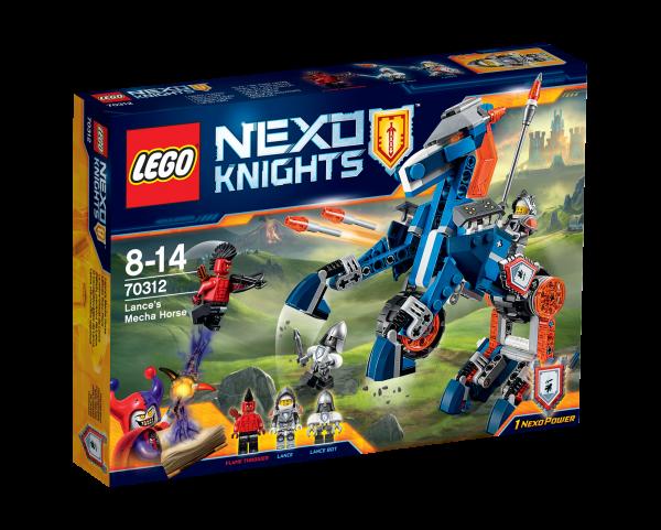 LEGO® Nexo Knights 70312 Lances Robo-Pferd
