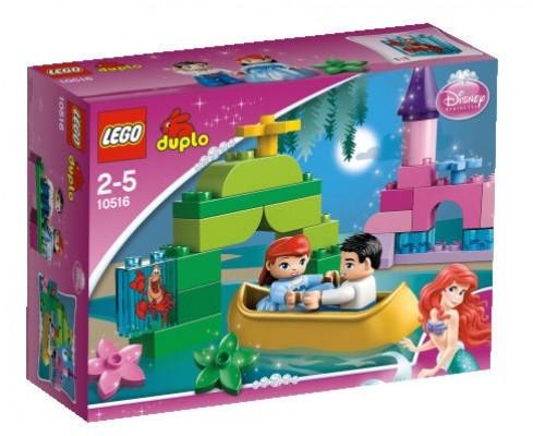 LEGO® DUPLO® 10516 Arielles magische Bootsfahrt