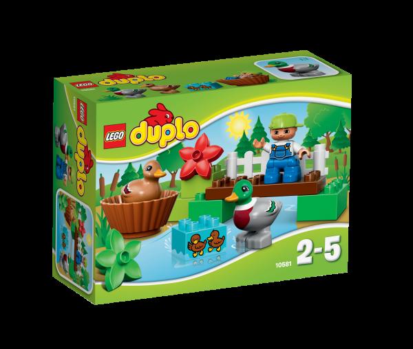 LEGO® DUPLO® 10581 Entenfütterung