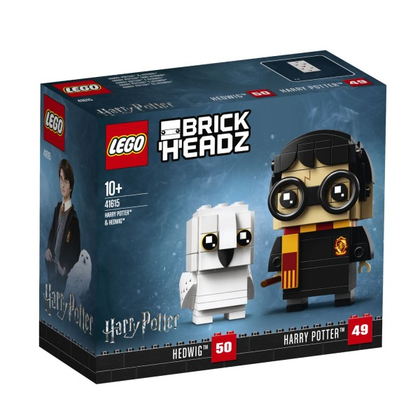LEGO® BrickHeadz 41615 Harry Potter und Hedwig