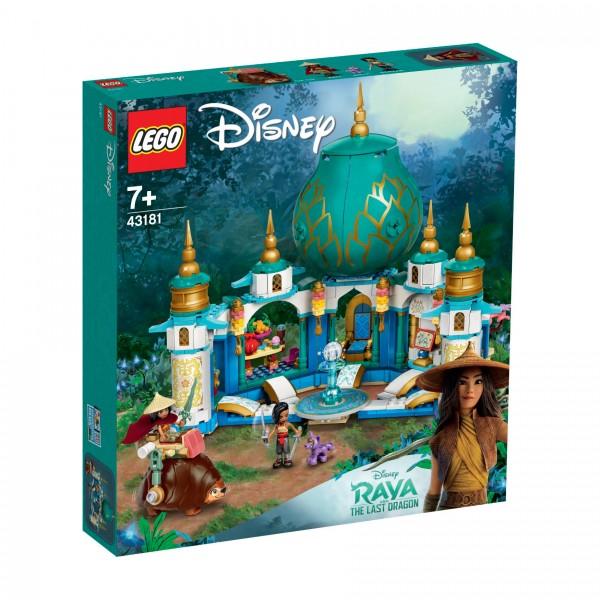 LEGO® Disney Princess 43181 Raya und der Herzpalast