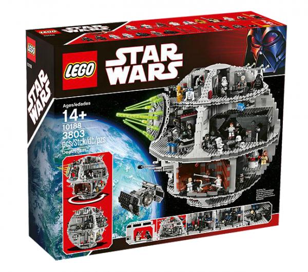 LEGO® Starwars 10188 Todesstern