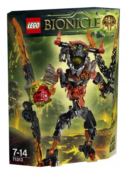 LEGO® BIONICLE® 71313 Lava-Ungeheuer