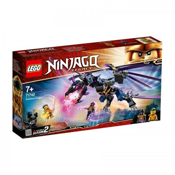 LEGO® NINJAGO® 71742 Der Drache des Overlord