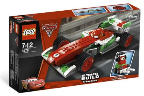 LEGO® 8678 Francesco - Ultimatives Modell
