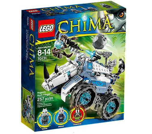 LEGO® Chima 70131 Rogons Nashorn-Cruiser