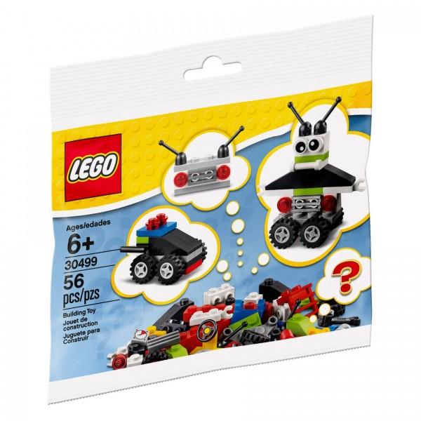 LEGO® 30499 Freies Bauen: Roboter/Fahrzeuge